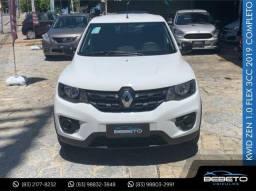 Título do anúncio: Renault Kwid Zen 1.0 Flex 2019 Completo