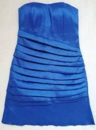 Vendo Vestido de Tafeta