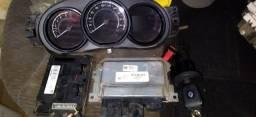 Kit code injeção completo Renault Duster e Oroch 2018/2019