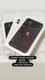 Iphone 11 64gb LACRADO BLACK