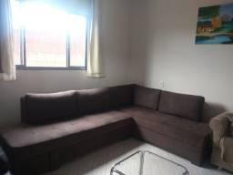 Sofá de canto (sofá-cama)