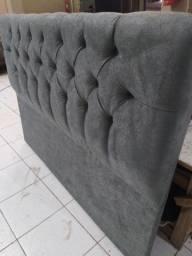 Vendo cabeceiras de cama ,bau fabricação própria  chama no WhatsApp