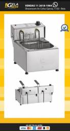 Título do anúncio: Fritadeira Elétrica 1 Cuba Inox