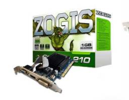 PLACA DE VIDEO 1GB ZOGIS GT210