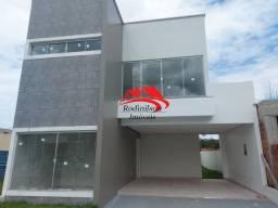 Condomínio Arbre, 03 suítes, gabinete, linda casa, 02 vagas, Coqueiro, Ananindeua/PA.