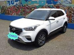 Hyundai Creta 2.0 Prestige 16V Flex Automático Branco