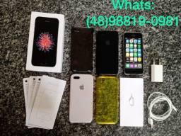 Celular, Smartphone iPhone SE 32GB Cinza Espacial!