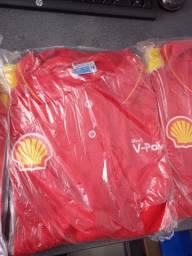 Vendo camiseta da Shell
