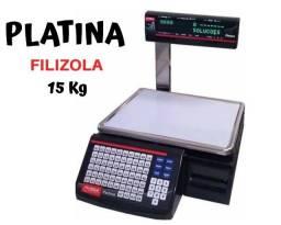 Balança Platina 15 kilos reformada