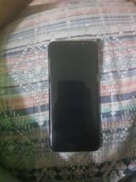 Samsung s8 prata