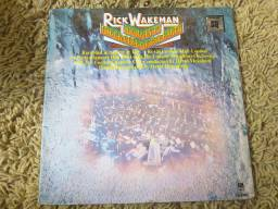 Vinil Rick Wakeman - Journey To The Centre Of The Earth