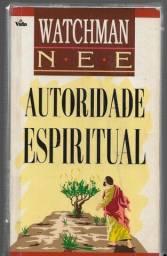 olx0126 livro - autoridade espiritual - watchman nee