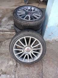 Rodas 17  Fiat