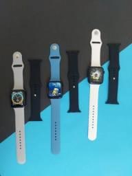 Smartwatch Hw16 Atende e Faz Ligações + Pulseira Brinde