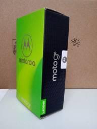 Moto G6 32gb novo com garantia e nota fiscal aceito cartão capinha película brinde
