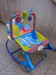 Cadeira de Descanso Musical e Vibratória Maxi Baby