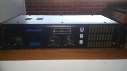Oneal 1600 OP Series + réguas padrão rack