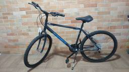 Bike 21 Marcha Aro 26 Semi Nova