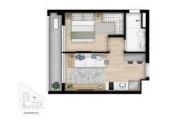Apartamento 5 metros Metrô Butantã