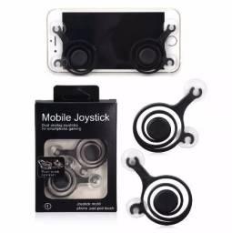 2 Mini Mobile Joystick para Smartphones android iphone aceito cartão