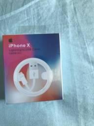 Carregador de iPhone e IPad original