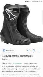 Bota supertech R Alpinestars