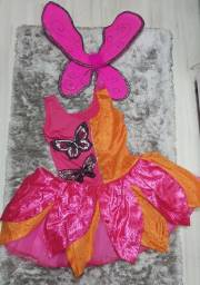 Fantasia Barbie Butterfly adulto