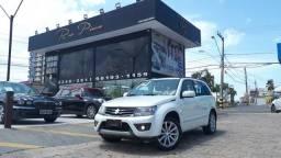 Suzuki Grand Vitara 2.0 Aut. Top c/ Teto Solar - Troco e financio - 2014