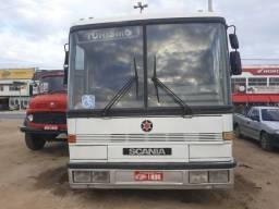 Ônibus Sacnia 112 Ano 88 - 1988