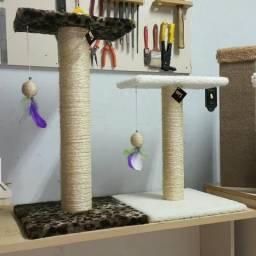 Arranhadores para Gatos - vários modelos