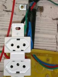 Tomada Para Instalação geral Eletricista 71 99369-4779 whatsapp