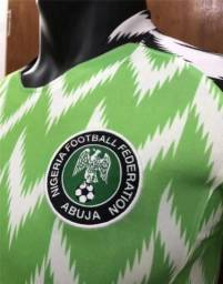 Camisa da Seleção da Nigéria