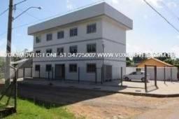 Apartamento à venda com 2 dormitórios em Berto círio, Nova santa rita cod:45077