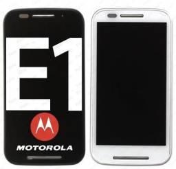 Display Tela LCD Touch Moto E1 com Garantia