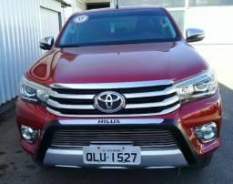 Toyota hilux 2.8 srx 4x4 cd 16v diesel 4p automático - 2017