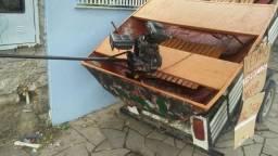 Barco com motor - 2004
