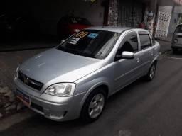 Corsa Sedan 09 Premium 1.4 Flex Troco e Financio Troco e Financio - 2009