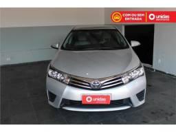 Toyota Corolla 1.8 gli upper 16v flex 4p automático - 2017