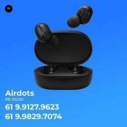 Xiaomi AirDots - Faço entrega - Leia o Anuncio