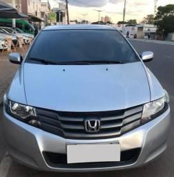 Honda city , prata , novíssimo , carro extra fone * , wats 88 99904.4838 - 2010