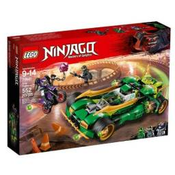 Lego Ninjago Ninja Noturno - 552 Peças - NOVO