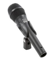Microfone Waldman S870 voz instrumentos PA Igrejas Palco ao Vivo tipo SM87 SM87A vocal top