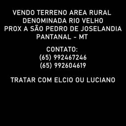 Terreno Pantanal MT