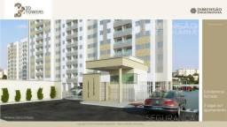 Condominio, 3D Tower, Apartamento de 2 e 3 quartos, Venha Viver com conforto e qualidade!