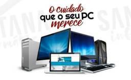 Formatação e diagnóstico de PC's