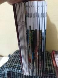 Coleção de revista de Fusca