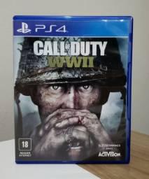 Call of Duty WWII - Ps4 - Semi-Novo