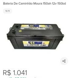 Bateria Bosch 150 amp