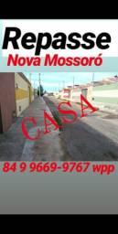 REPASSE casa Nova Mossoró