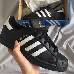 Tenis super star adidas original